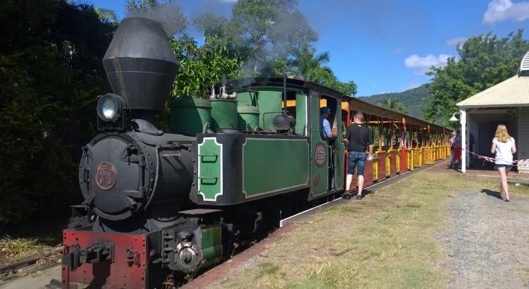Bally Hooley Railway