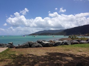 Revisiting Airlie Beach!